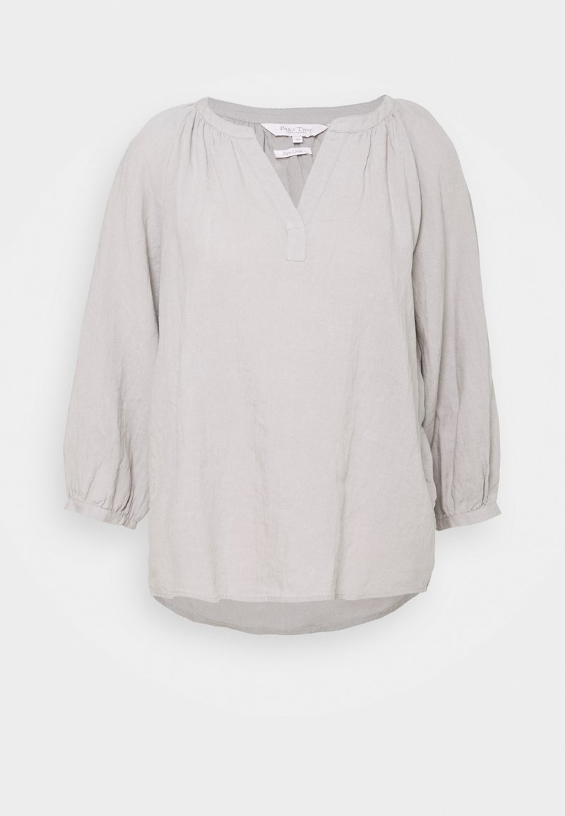 Part Two - Blouse - flint gray