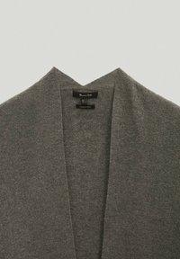 Massimo Dutti - Manteau classique - dark grey - 2