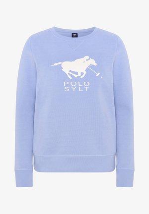 Sweatshirt - brunnera blue
