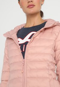 ONLY - ONLTAHOE HOOD JACKET  - Lett jakke - misty rose - 5