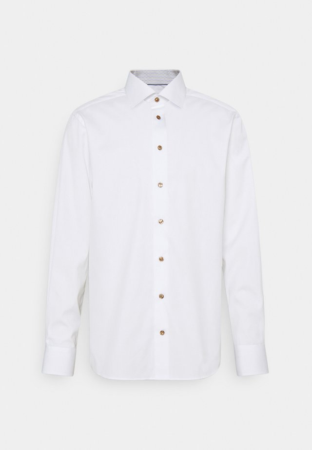 CONTEMPORARYWHITE ETON POPLIN SHIRT - Formal shirt - white poplin