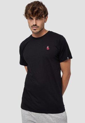 HERZ - T-shirt basic - schwarz