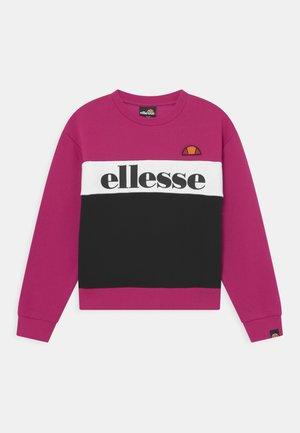 SANDRIO OVERSIZED - Sweatshirt - pink/white