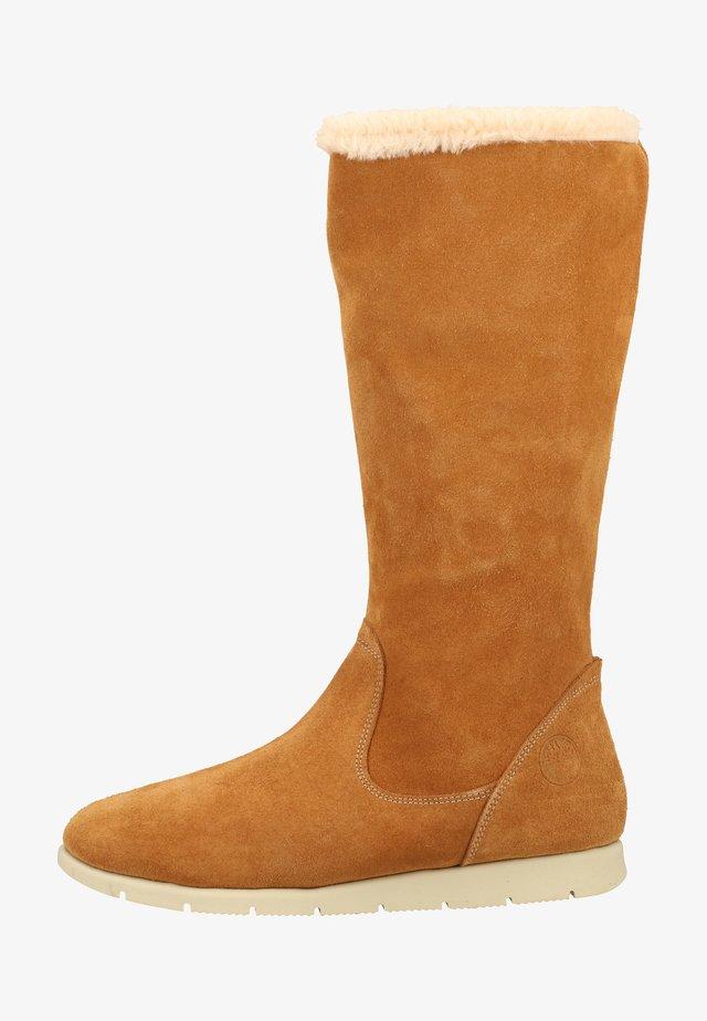 Boots - cinnamon
