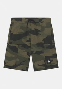 Abercrombie & Fitch - UTILITY  - Shorts - camo - 0