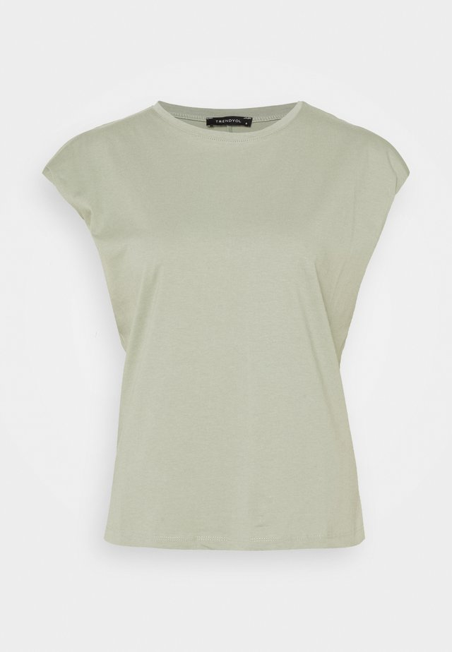 Basic T-shirt - mint