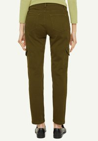 comma - Trousers - deep green - 2