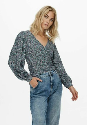 KNOPF - Blouse - stormy sea