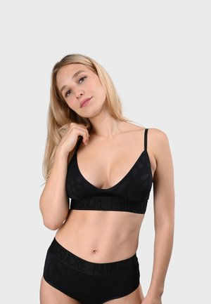 KEELAN - Bikinitop - black