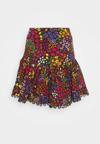 WILD MIX MINI SKIRT