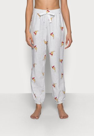 Pyjamahousut/-shortsit - grey snow