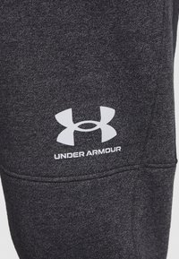 Under Armour - ACCELERATE OFF-PITCH JOGGER - Träningsbyxor - black - 3