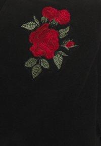 Brave Soul - LANT - Print T-shirt - jet black - 2