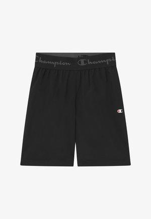 CHAMPION X ZALANDO BOYS PERFORMANCE SHORT - Pantalón corto de deporte - black