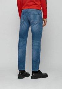 BOSS - MAINE - Straight leg jeans - blue - 2