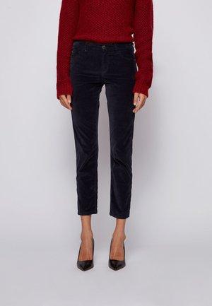 SLIM CROP 1.0 - Jeans Slim Fit - open blue