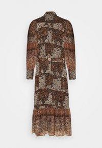 Object - OBJARYA DRESS - Maxi dress - sandshell - 1