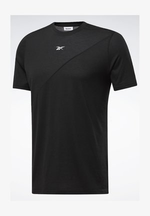 WORKOUT READY SUPREMIUM TEE - T-shirt print - black