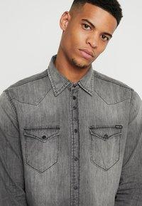 Replay - Shirt - dark grey - 6