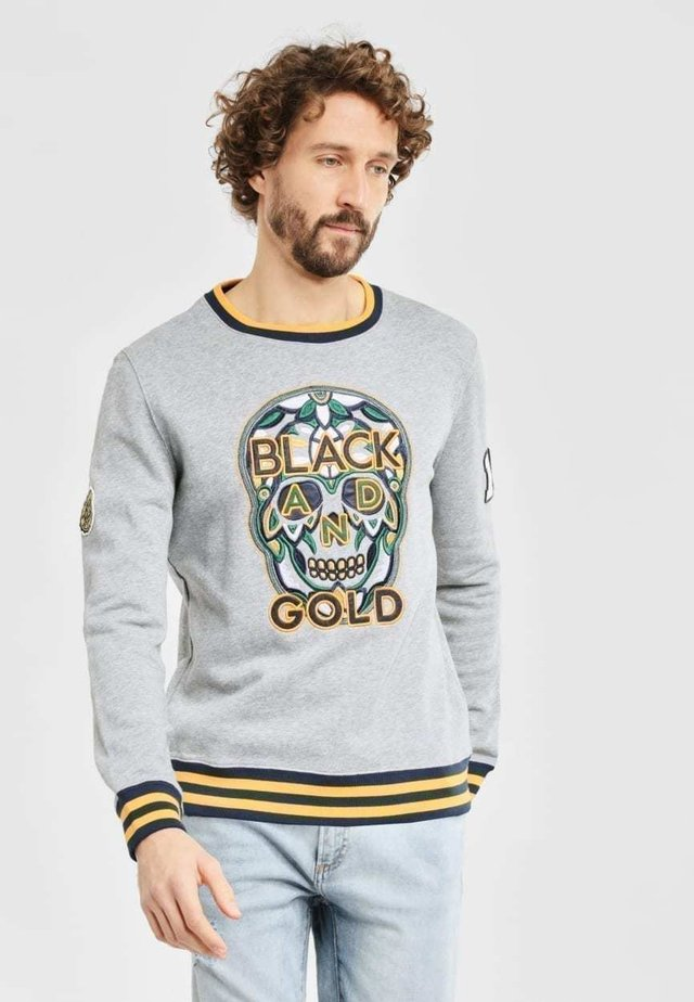 CRANEO TEDDY  - Sweater - grey
