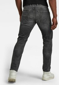 G-Star - CITISHIELD 3D SLIM TAPERED - Slim fit jeans - faded gravel grey wp - 1