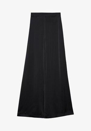 FLIESSENDE - Trousers - black