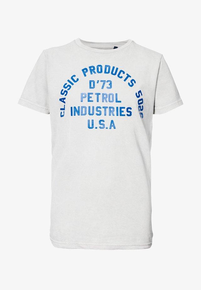 Camiseta estampada - classic grey