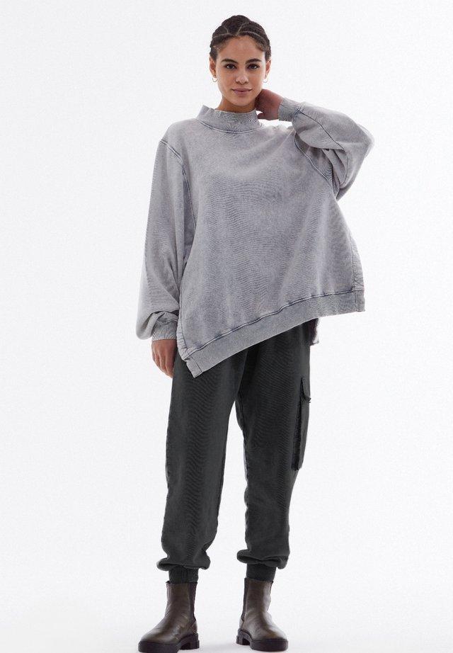 SLIT  - Sweater - mottled light blue