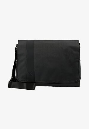DOMANI MESSENGER BAG - Across body bag - anthrazit