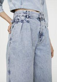 PULL&BEAR - Jeans a sigaretta - blue - 3