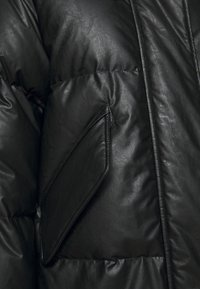 MM6 Maison Margiela - Down coat - black - 5
