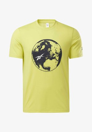 CLASSICS T-SHIRT - T-shirt con stampa - green