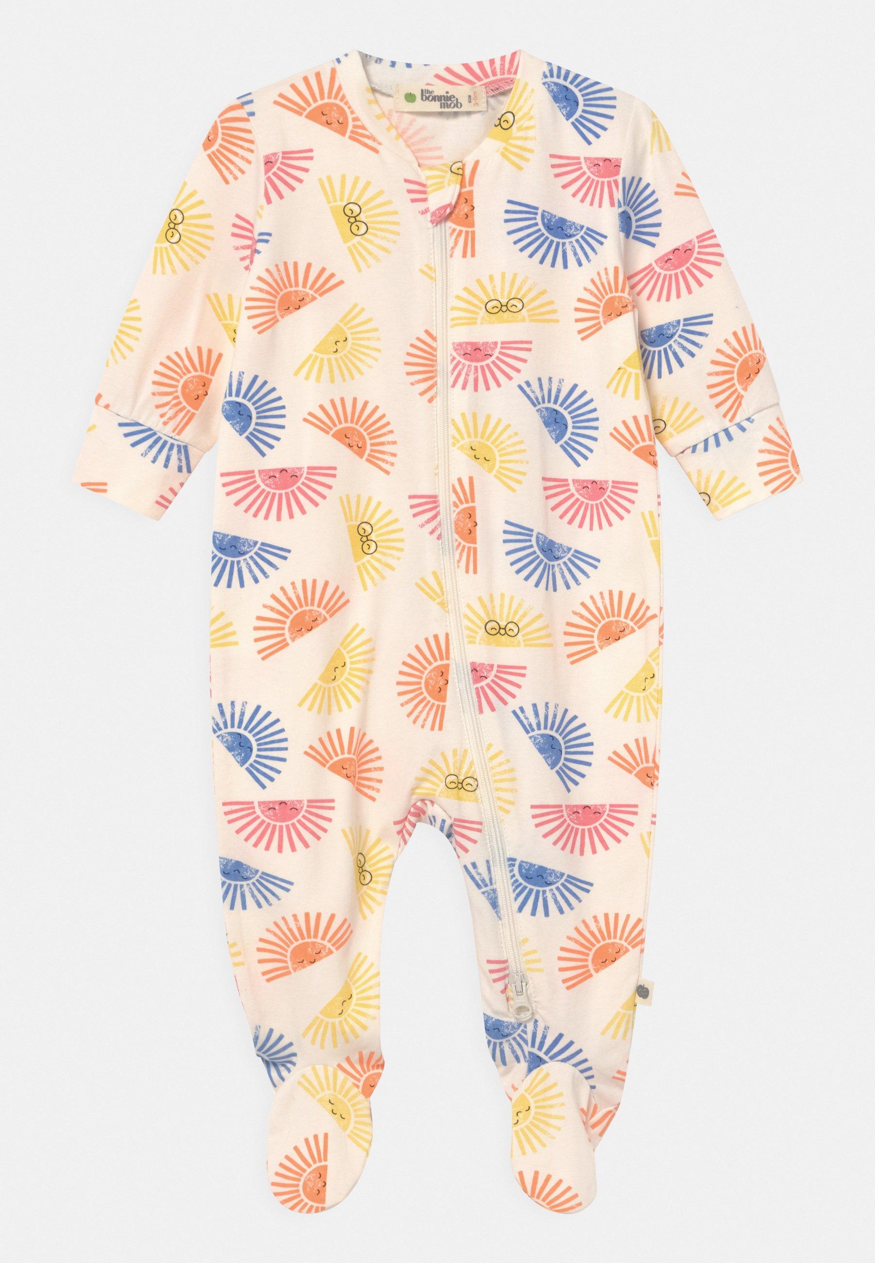 Kids RELAX PRINTED ZIP FRONT UNISEX - Sleep suit