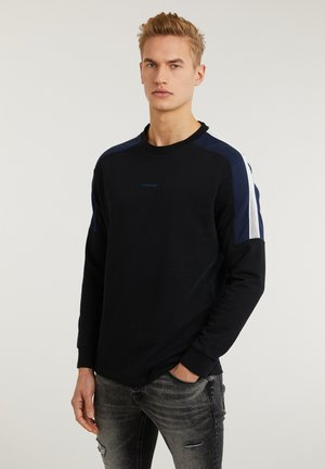 ZARO - Long sleeved top - black
