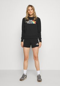 The North Face - RAINBOW CROPPED CREW - Sweatshirt - black - 1