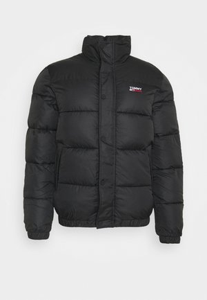 CORP JACKET - Winter jacket - black/black
