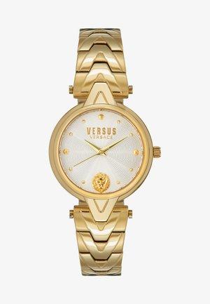V BRACELET - Hodinky - gold-coloured