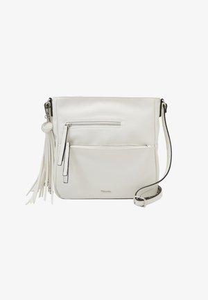 ADELE - Across body bag - white