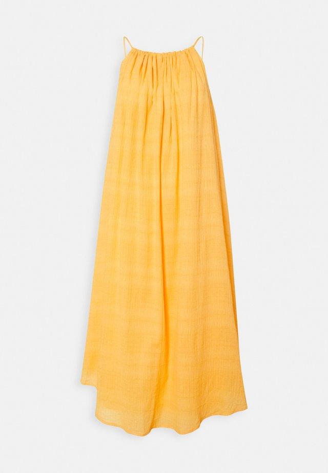 MARLEE - Day dress - marigold orange