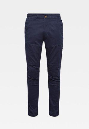 RACKAM 3D SLIM  - Trousers - sartho blue