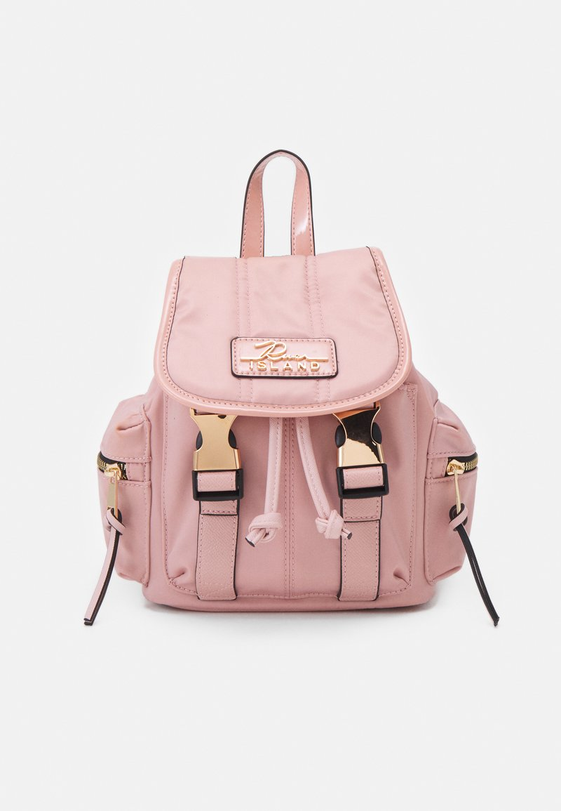 River Island - Rucksack - pink light