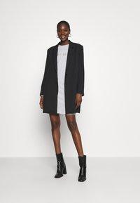 Calvin Klein - VALENTINES - Kjole - light grey heather - 1