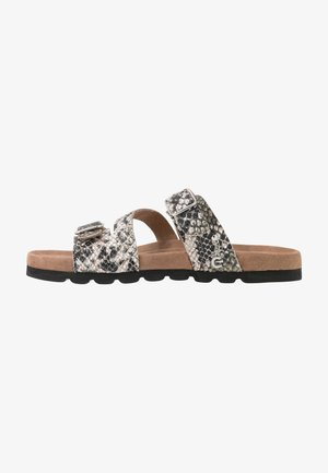 ELMIRA - Domácí obuv - offwhite