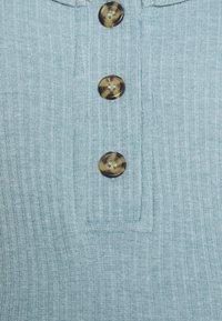 Missguided Maternity - BUTTON FRONT CAMI DRESS - Denní šaty - smoke blue - 2
