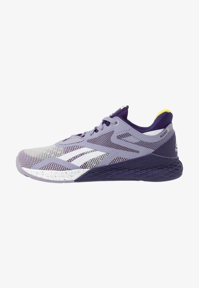 NANO X - Zapatillas de entrenamiento - violet haze/mystery orchid/white