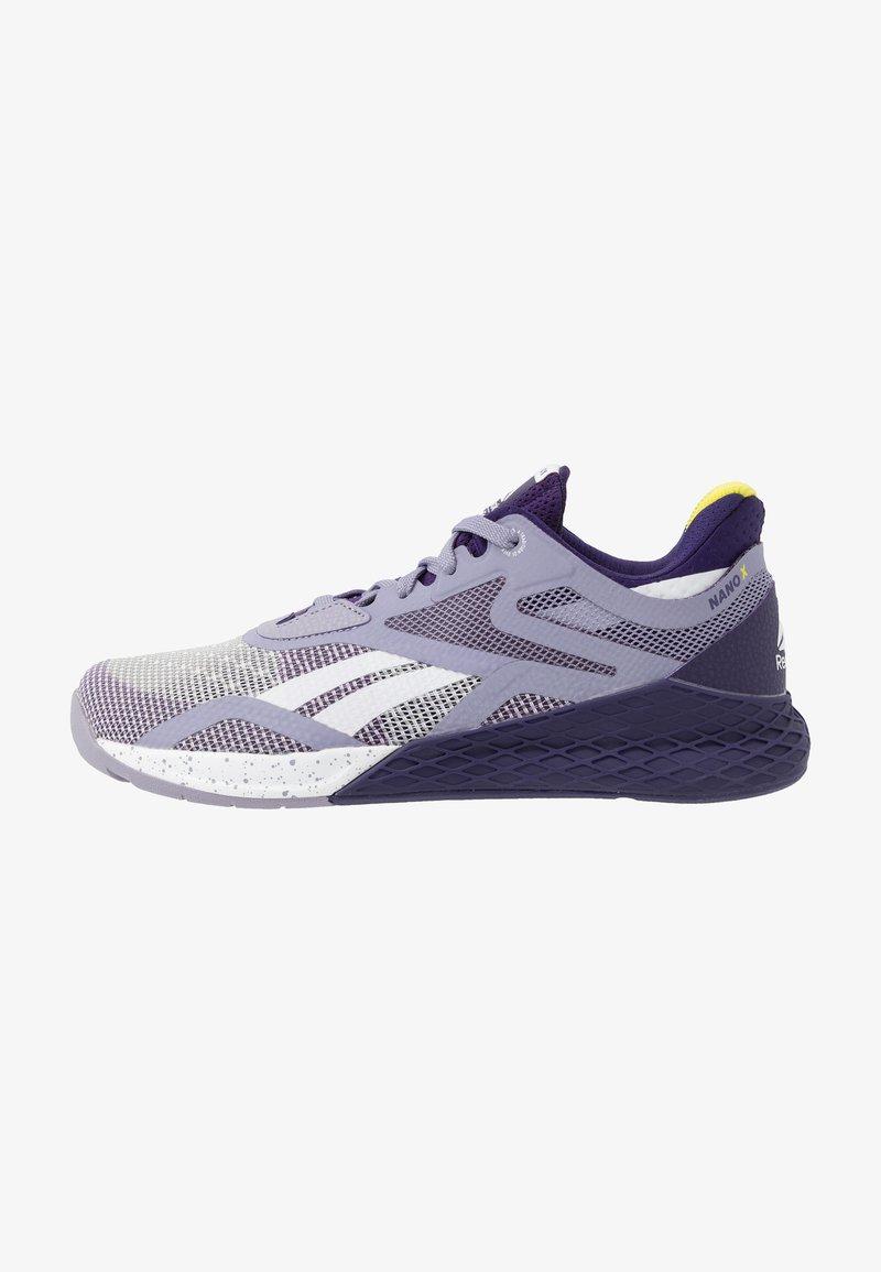 Reebok - NANO X - Trainings-/Fitnessschuh - violet haze/mystery orchid/white