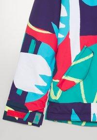 Burton - ELODIE FLOWER POWER - Snowboardjacke - multicoloured - 2
