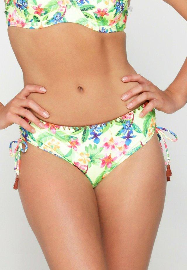 Bikinibroekje - blumendruck