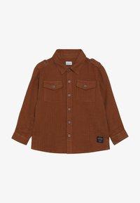 MINI A TURE - MARTIN  - Camicia - brown - 3