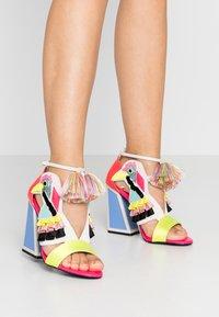 Kat Maconie - AYA - High heeled sandals - colour pop - 0